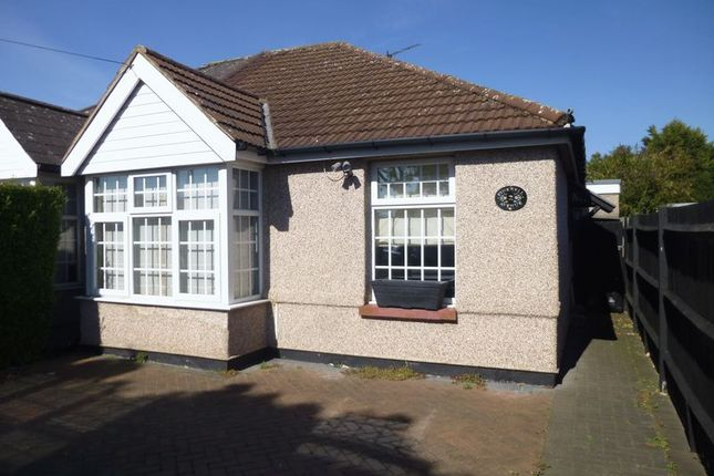 Thumbnail Bungalow to rent in Pinkwell Avenue, Hayes