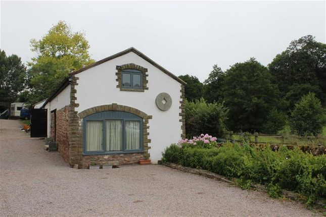 Thumbnail Barn conversion to rent in Lewstone Mill, Whitchurch, Herefordshire