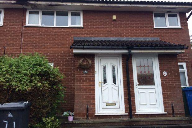 Thumbnail Flat to rent in Dove Close Birchwood, Warrington
