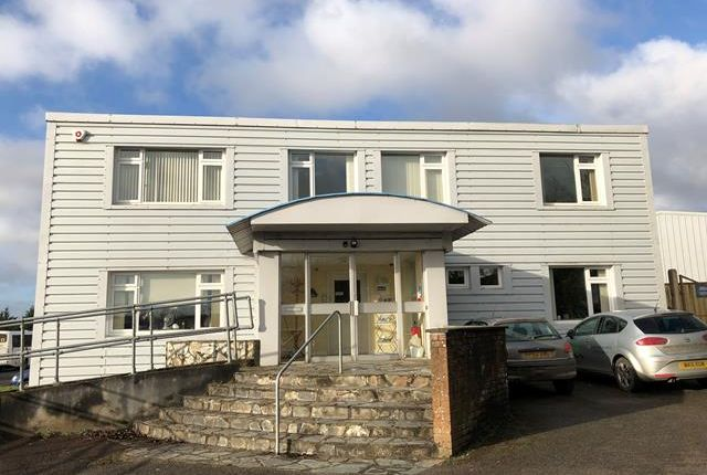 Thumbnail Office for sale in Lidn Park, Quarry Crescent, Launceston, Cornwall