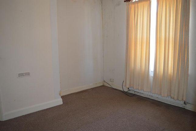 Bedroom of Cedar Street, Halifax HX1