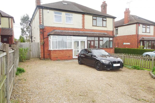 Thumbnail Semi-detached house for sale in Grindley Lane, Meir Heath