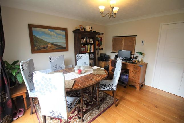 Dining Area of Grove Avenue, Weymouth, Dorset DT4