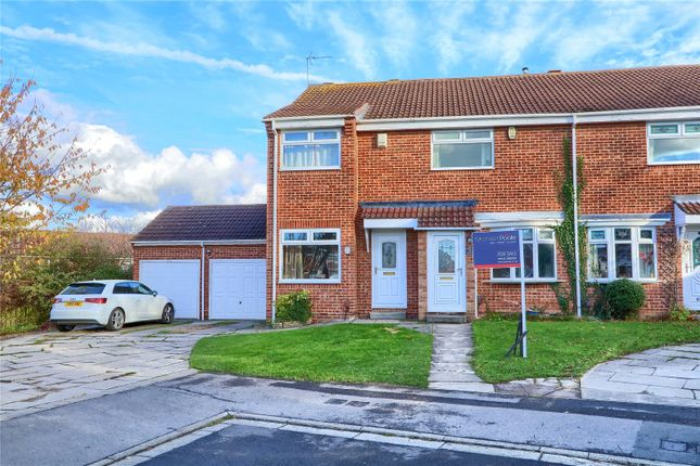Thumbnail Terraced house for sale in Fox Howe, Coulby Newham, Middlesbrough