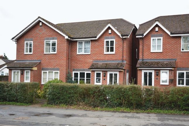 Thumbnail Semi-detached house for sale in Teamore Close, Ketley, Telford