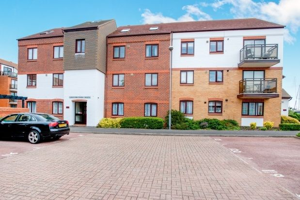 Thumbnail Flat to rent in Horse Sands Close, Southsea