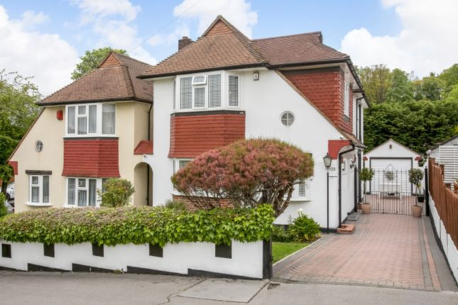 Thumbnail Detached house for sale in Waddington Way, Upper Norwood, London