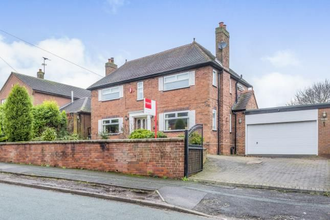 Thumbnail Detached house for sale in Old Butt Lane, Talke, Stoke-On-Trent, Staffordshire