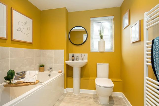 """Bathroom of """"Wallace"""" at Kintore Road, Glasgow G43"""