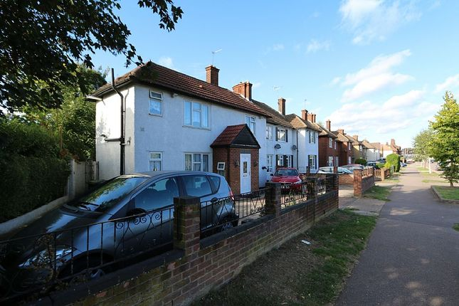 Thumbnail End terrace house for sale in Longspring, Watford, Hertfordshire