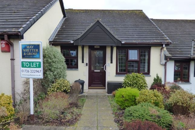Thumbnail Bungalow to rent in Briarfield, Rawlings Lane, Fowey