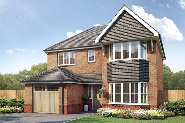 Thumbnail Detached house for sale in Whittingham Road, Preston