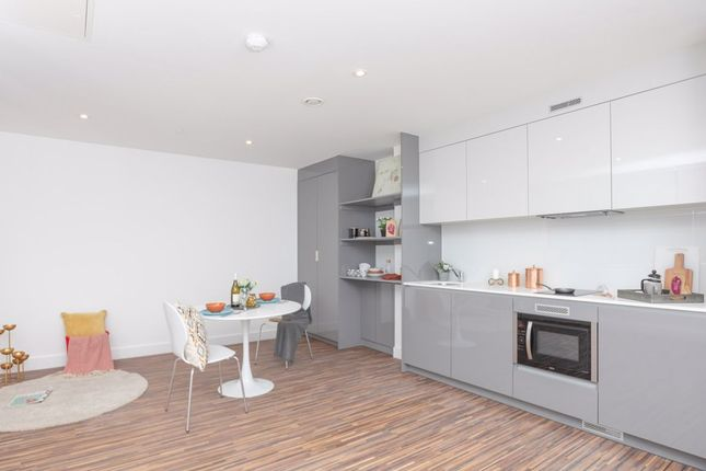 Thumbnail Flat to rent in Chester Road, Manchester
