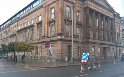 Thumbnail Retail premises to let in Ingram Street, Glasgow