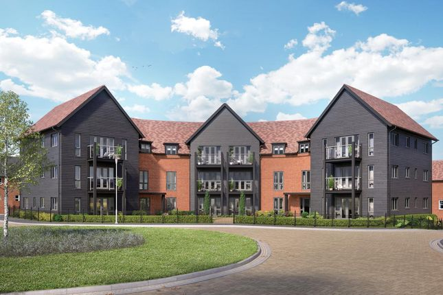 """Thumbnail Flat for sale in """"Barnsletts House"""" at Highlands Lane, Rotherfield Greys, Henley-On-Thames"""