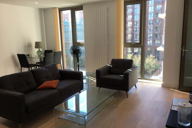 Thumbnail Flat to rent in 21 Schooner Road, London