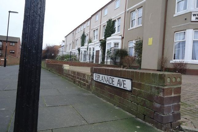 Thumbnail Property for sale in Esplanade Avenue, Whitley Bay