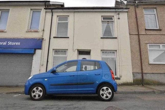 Thumbnail Terraced house to rent in Llewelyn Street, Trecynon, Aberdare