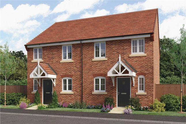 """Thumbnail Semi-detached house for sale in """"Beeley"""" at Luke Lane, Brailsford, Ashbourne"""