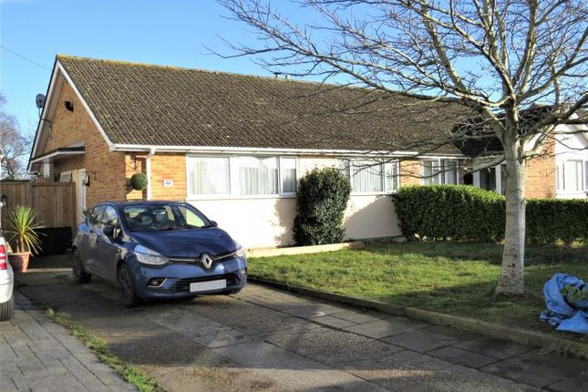 Thumbnail Semi-detached house for sale in Firtree Crescent, Hordle, Lymington