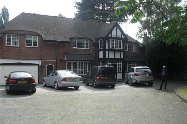 Thumbnail Detached house to rent in Harborne Road, Birmingham