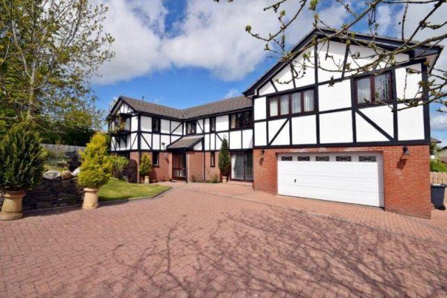 Thumbnail Flat to rent in Manor Lane, Farmhill, Douglas