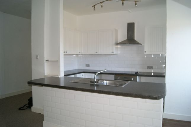 2 bed flat to rent in The Burrow, Seaton