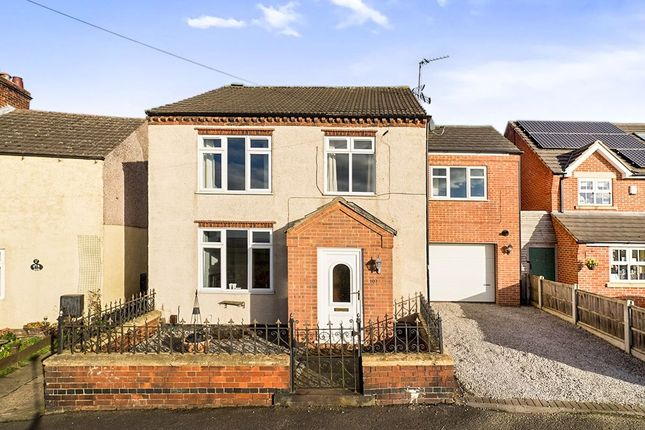 Thumbnail Detached house for sale in Inkerman Road, Selston, Nottingham