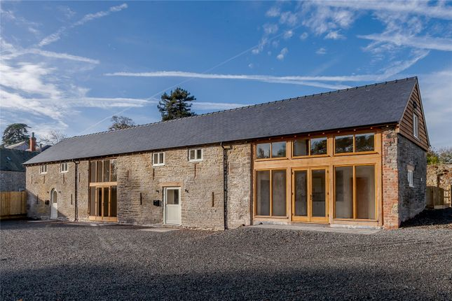 Thumbnail Barn conversion to rent in Titley, Kington, Herefordshire