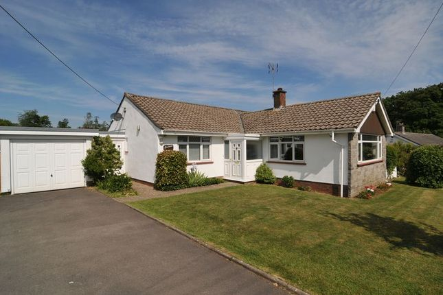Thumbnail Detached bungalow for sale in Andruss Drive, Dundry, Bristol