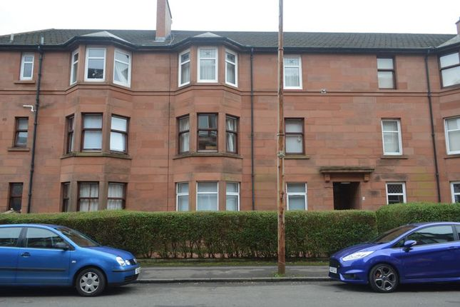 Thumbnail Flat for sale in Morley Street, Glasgow