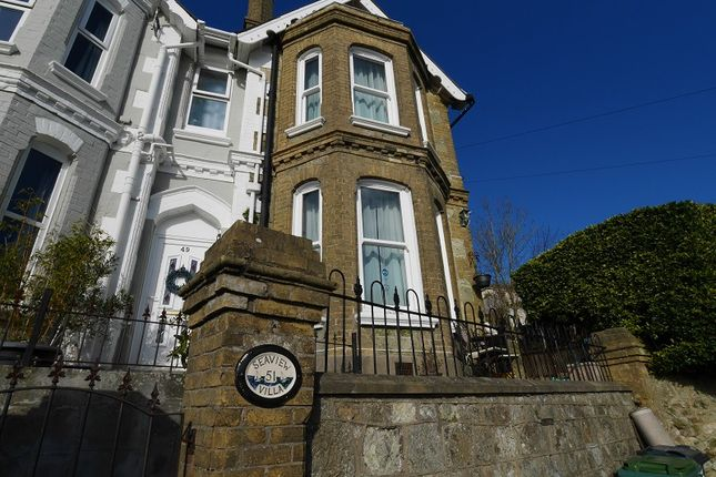 Thumbnail Semi-detached house for sale in Zig Zag Road, Ventnor, Isle Of Wight.