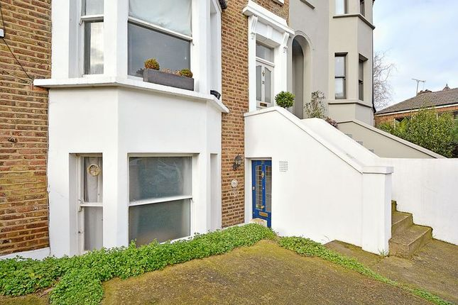 Thumbnail Flat for sale in Brookfield Road, London