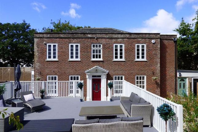 Thumbnail Detached house for sale in Preston Road, Preston, Weymouth