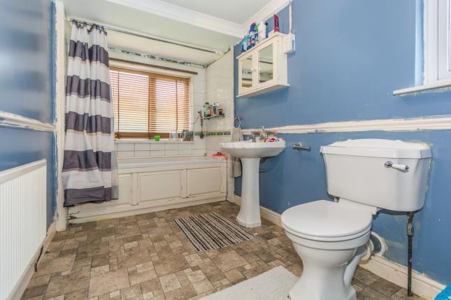 Bathroom of Malvern Road, Acocks Green, Birmingham, West Midlands B27
