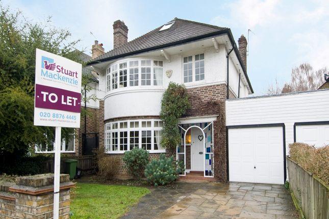 Thumbnail Detached house to rent in Sheen Lane, London