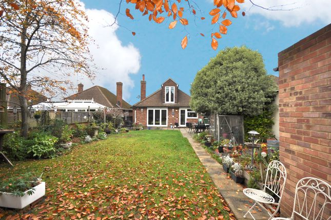 Thumbnail Detached bungalow for sale in Glenavon Close, Claygate, Esher