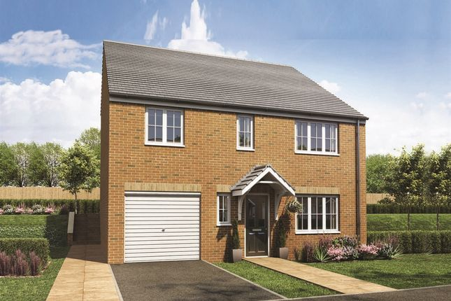 """Thumbnail Detached house for sale in """"The Highcliffe"""" at Parsley Close, Easington, Peterlee"""