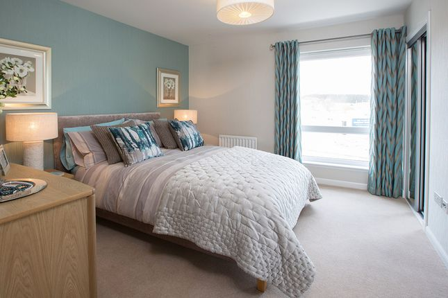 "3 bedroom semi-detached house for sale in ""Belvoir"" at Whitehills Gardens, Cove, Aberdeen"