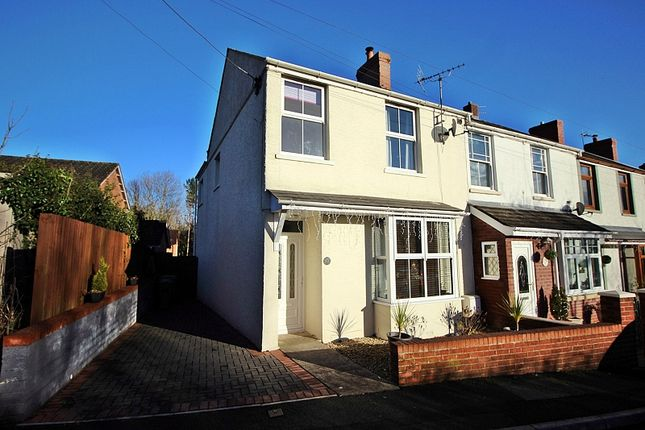 Thumbnail Semi-detached house for sale in Station Terrace, Llanharry, Pontyclun, Rhondda, Cynon, Taff.
