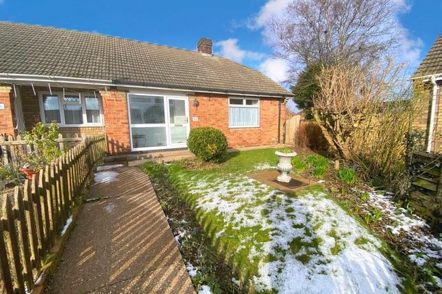 2 bed bungalow for sale in Headlands Drive, Aldbrough, Hull HU11