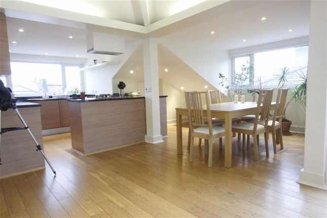 Thumbnail Flat to rent in Belsize Park, Swiss Cottage, London