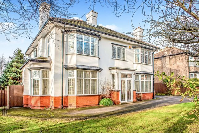 Thumbnail Detached house for sale in Woodlands Road, Aigburth, Liverpool