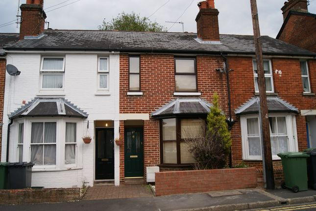 2 bed terraced house to rent in Flaxfield Road, Basingstoke RG21