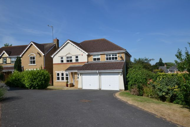 Thumbnail Detached house to rent in Buckingham Court, Kettering