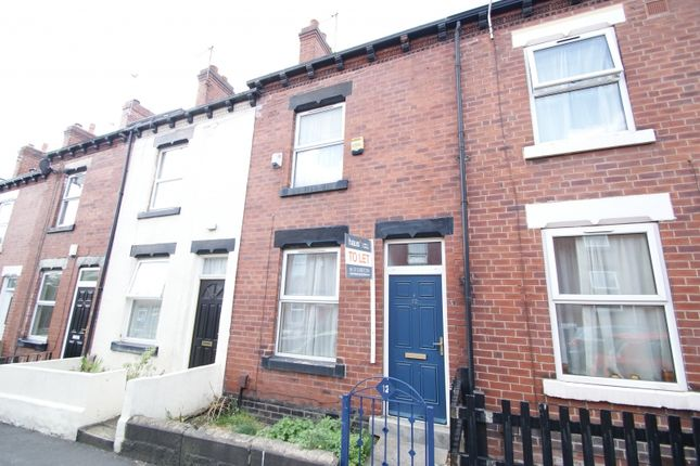 Thumbnail Terraced house to rent in Carberry Place, Hyde Park, Leeds