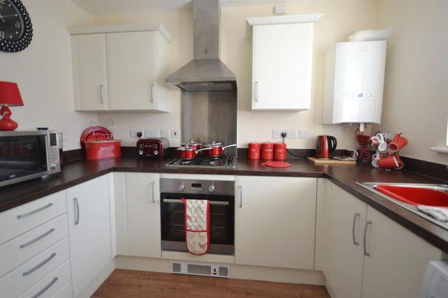 Kitchen of Belfrey Close, Hubberston, Milford Haven SA73