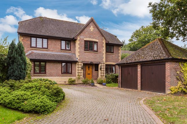 Thumbnail Detached house for sale in New Place Gardens, Lingfield
