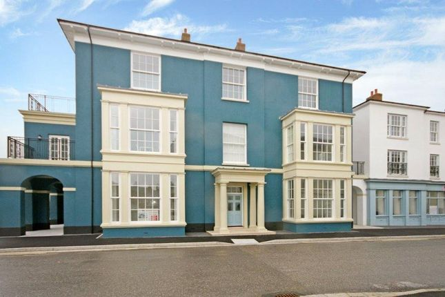 Thumbnail Flat for sale in Flat 2, Crown Street West, Poundbury, Dorchester