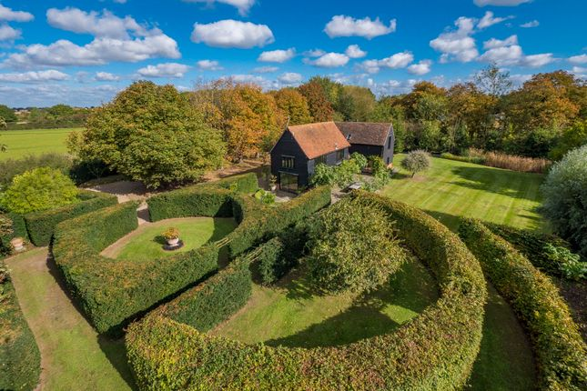 4 bed barn conversion for sale in Packards Lane, Wormingford, Colchester